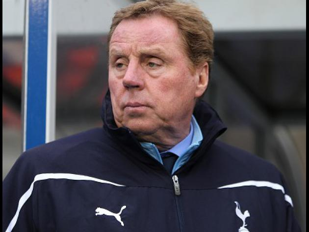 Redknapp doesn't fear England job
