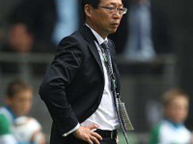 Okada takes blame for Japan exit