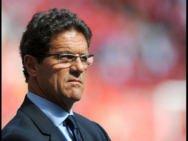 Capello plans clear-out over 'scarred' England