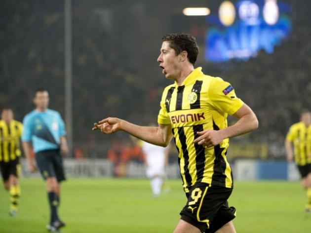 Top 10 Sensational Transfers This January: 5 - Manchester United Land Robert Lewandowski