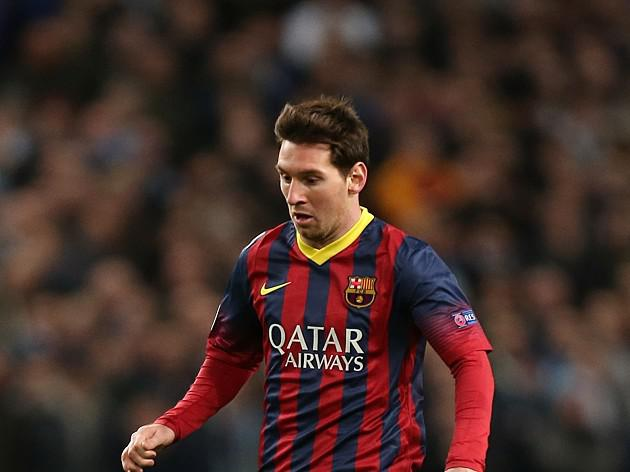Messi sees experts over sickness
