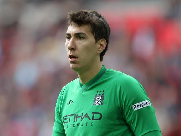 Mancini will stick with Pantilimon