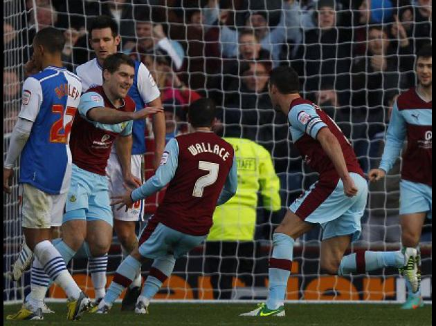 Burnley 1-0 Crystal Palace: Match Report