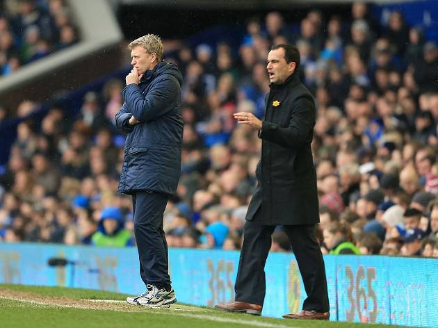 Moyes praise for Martinez