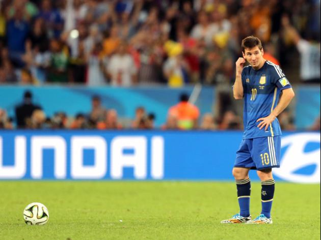 Messi squanders chance to cement legacy