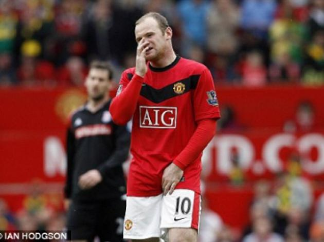 Wayne Rooney pain: Groin injury gives Fabio Capello another World Cup worry