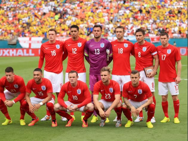World Cup Squad Review: England