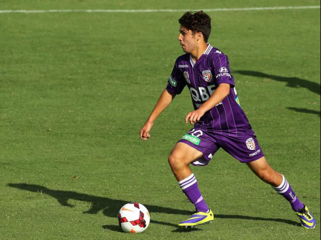Glory youngster De Silva signs for AS Roma