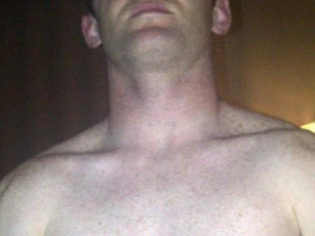 Wayne Rooney shaves 19 into chest pictures