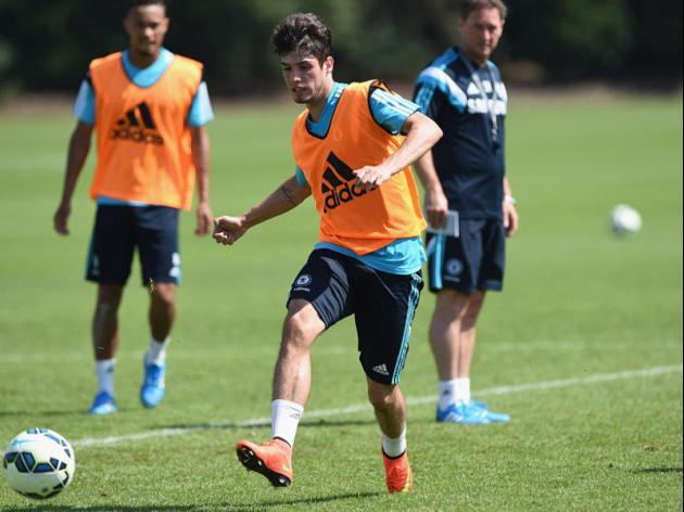 Chelsea loan Piazon to Eintracht Frankfurt