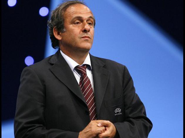 Serbia-Italy scenes shock Platini