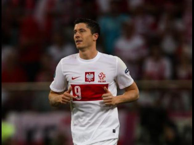 Lewandowski eyes England scalp