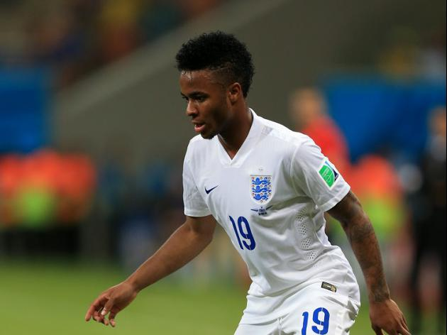 Sterling happy to play anywhere