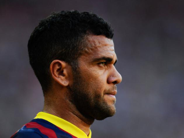 Alves adds to Barcelonas injury woes