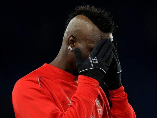 Balotelli 'will stick with Reds'