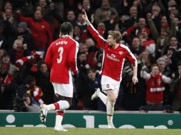 Arsenal 5-0 FC Porto - Match Report