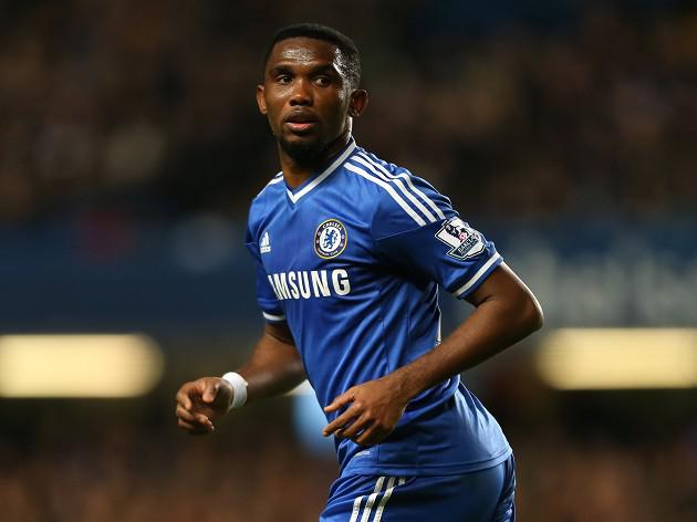 Eto'o: Son has Mallorca dream