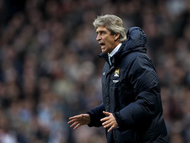 Pellegrini hails professional City