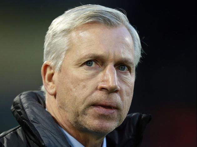 Pardew: I won't walk away