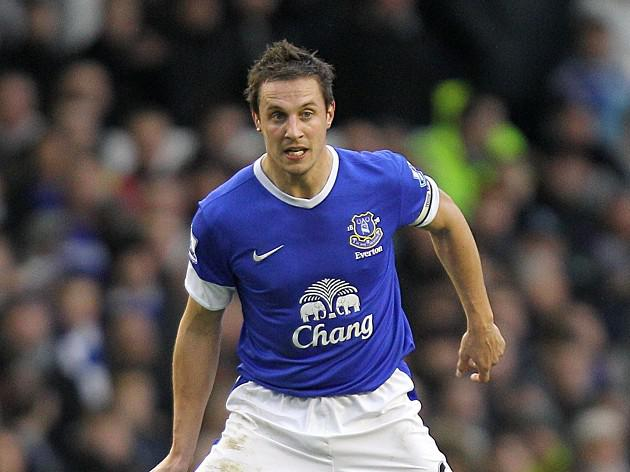 Phil Jagielka aims to see out career at Everton