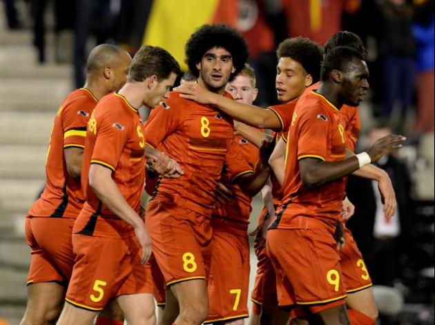 FIFA World Cup 2014 dark horses: Belgium and Colombia