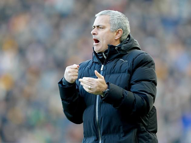 Mourinho: I belong to Chelsea