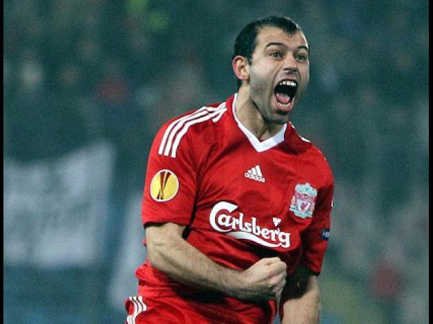 Unirea Urziceni 1-3 Liverpool - Match report