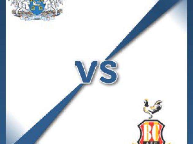 Peterborough V Bradford at ABAX Stadium : Match Preview