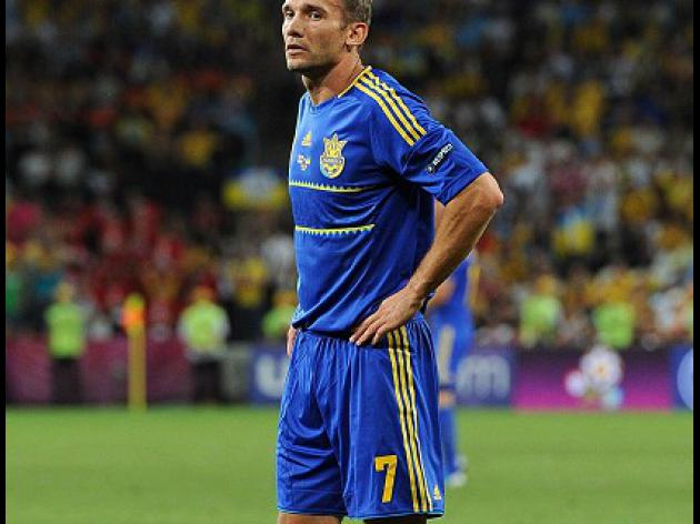 Shevchenko calls it quits