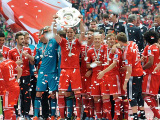 Bayern Munich Already Planning Champions League Victory Celebrations