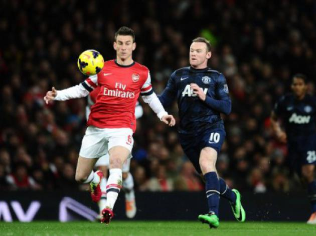 Arsenal 0-0 Manchester United: United hold Gunners to stalemate