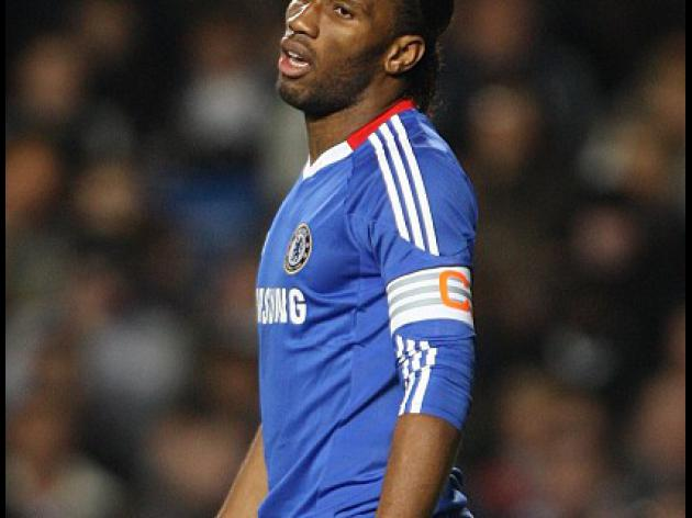 Ancelotti backing Drogba
