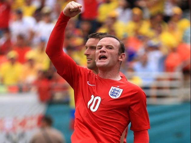 Rooney and Lambert on target in Ecuador warm-up