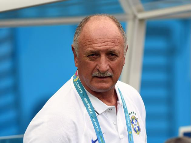 Brazil are getting better - Scolari