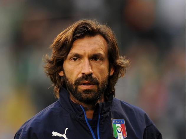 Scholes: England need to stop Pirlo