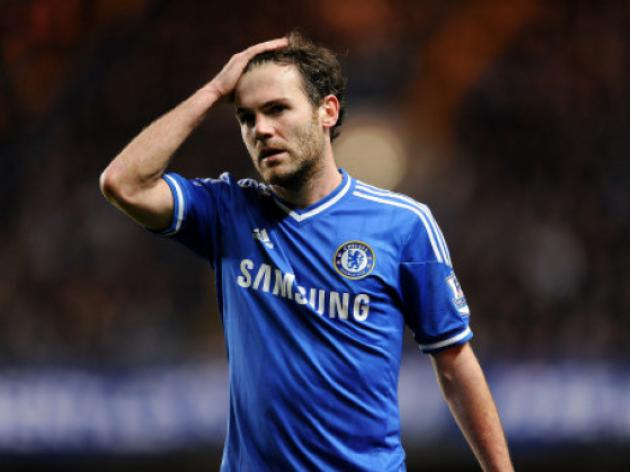 Mourinho's comments pave way for Mata move to Manchester United