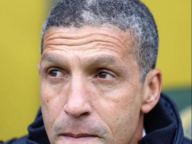Hughton favourite for West Brom
