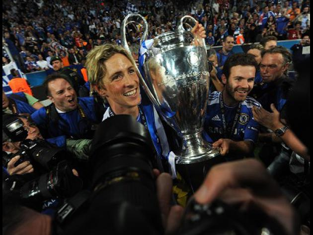 Torres outburst sours celebrations