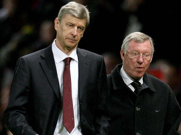 Wenger: Fergie leaves big shoes to fill