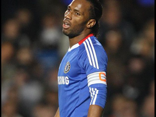 Ancelotti: Arsenal scared of Drogba