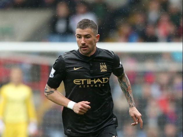 Kolarov extends City contract