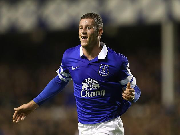 Barry: Everton perfect for Barkley