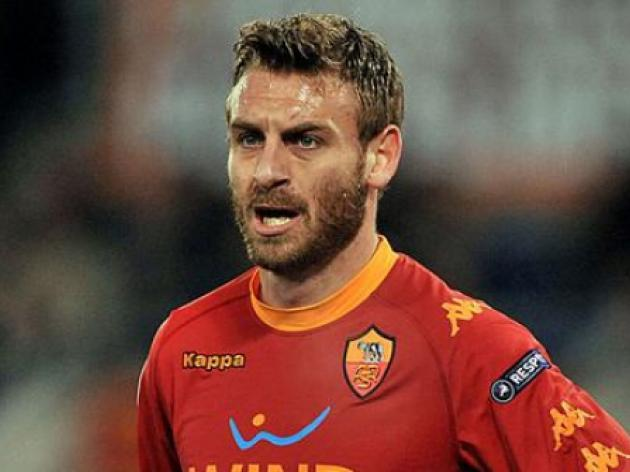 Real Madrid set to trump Manchester City to Danielle De Rossi signing
