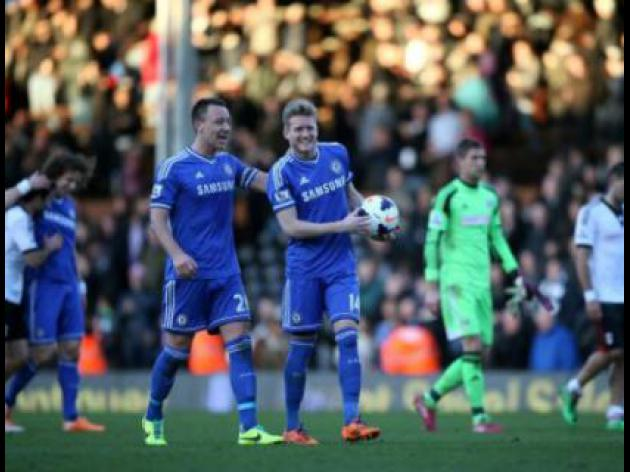 Chelsea V Spurs at Stamford Bridge : LIVE