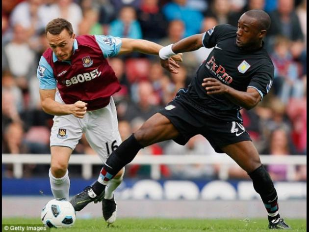 Mark Noble set to miss West Ham's crunch clash at City over hernia fears