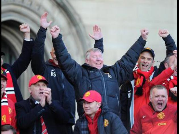 Alex Ferguson: Right time to retire