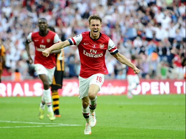 Gunners strike back to win FA Cup