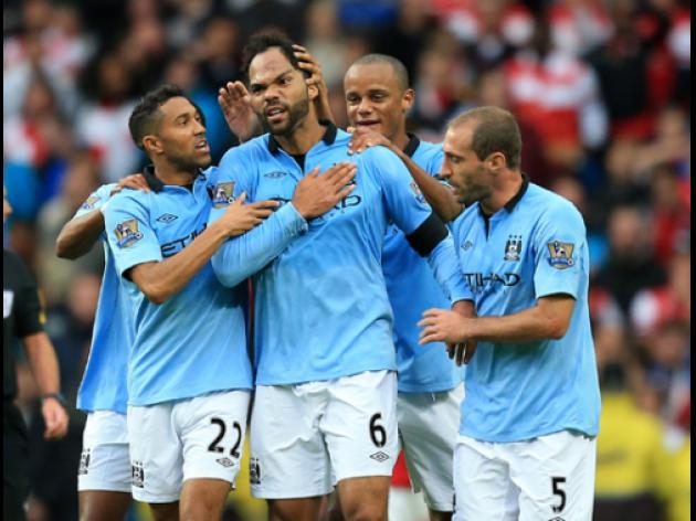Mancini: Lescott 'important' player