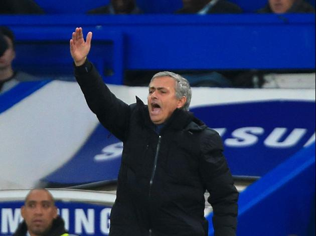 Mourinho not motivated by Di Matteo