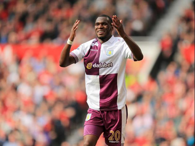Benteke worry for Villa and Belgium